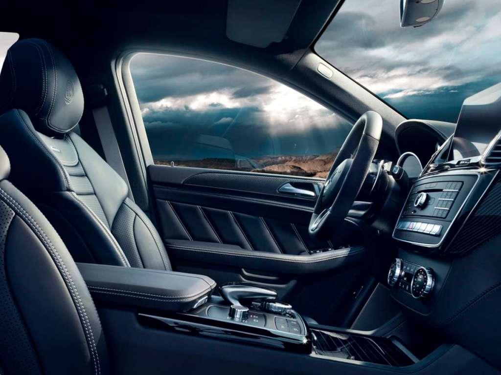 Galería de fotos del Mercedes Benz GLE COUPÉ (4)