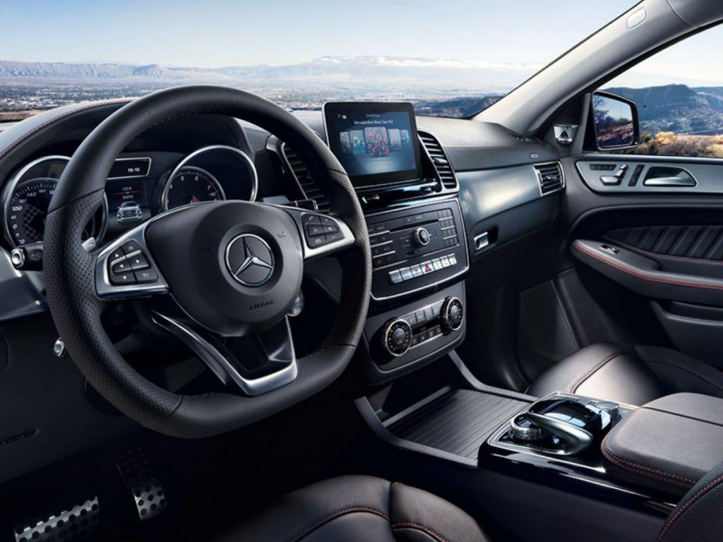 Galería de fotos del Mercedes Benz GLE COUPÉ (1)