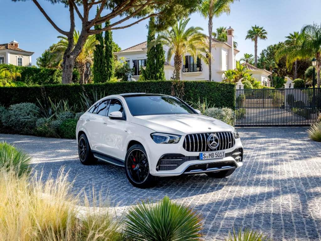 Galería de fotos del Mercedes Benz NUEVO GLE COUPÉ (1)