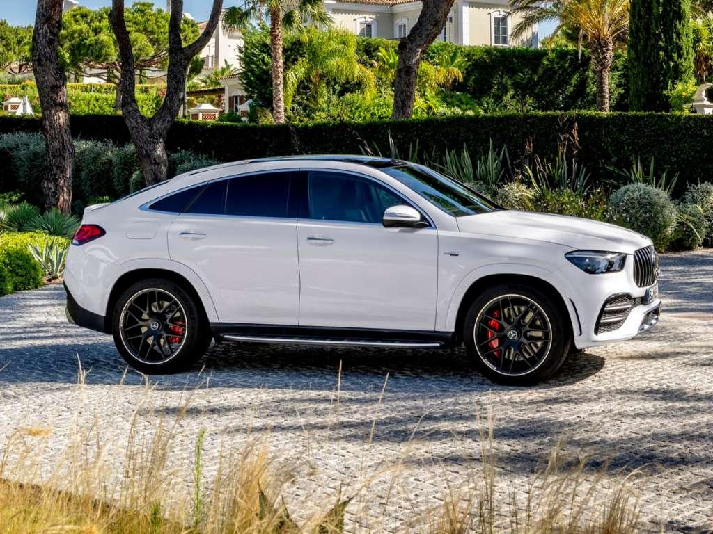 Galería de fotos del Mercedes Benz NUEVO GLE COUPÉ (2)