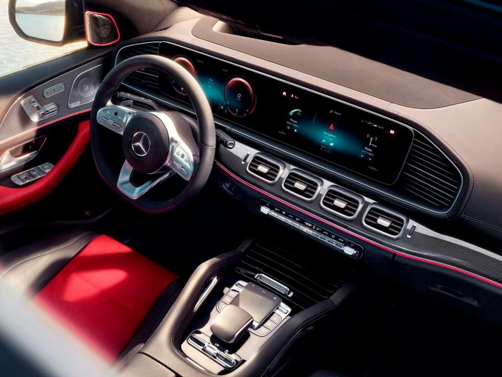 Galería de fotos del Mercedes Benz NUEVO GLE COUPÉ (3)