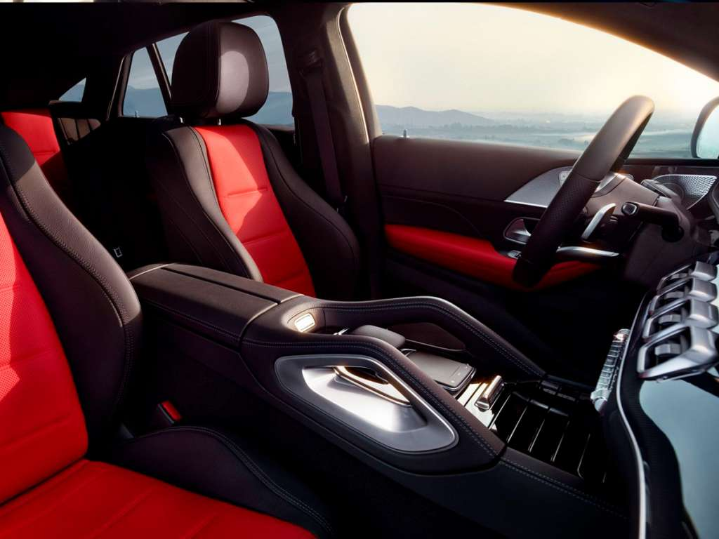 Galería de fotos del Mercedes Benz NUEVO GLE COUPÉ (4)