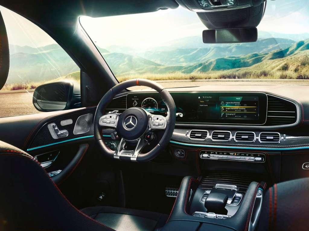Galería de fotos del Mercedes Benz AMG GLE SUV (3)