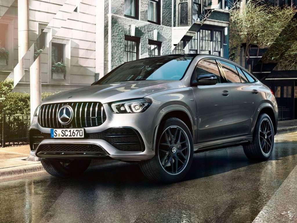 Galería de fotos del Mercedes Benz NUEVO AMG GLE COUPÉ (1)