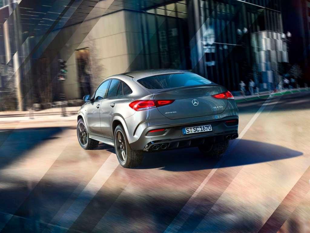 Galería de fotos del Mercedes Benz NUEVO AMG GLE COUPÉ (2)