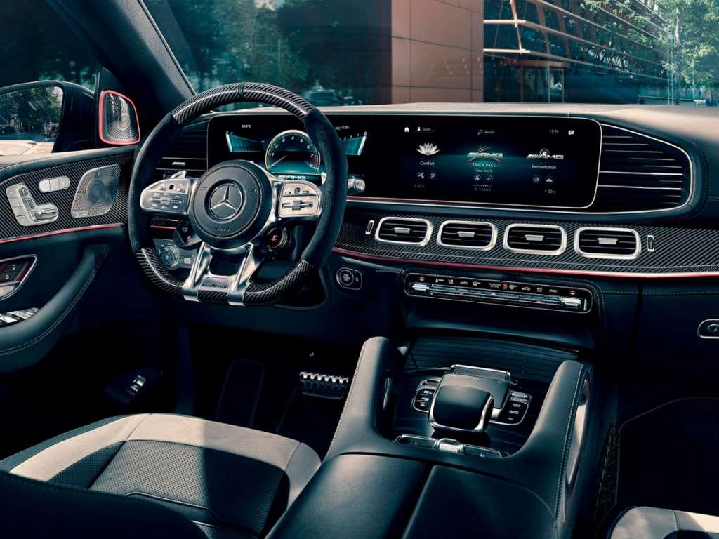 Galería de fotos del Mercedes Benz NUEVO AMG GLE COUPÉ (3)