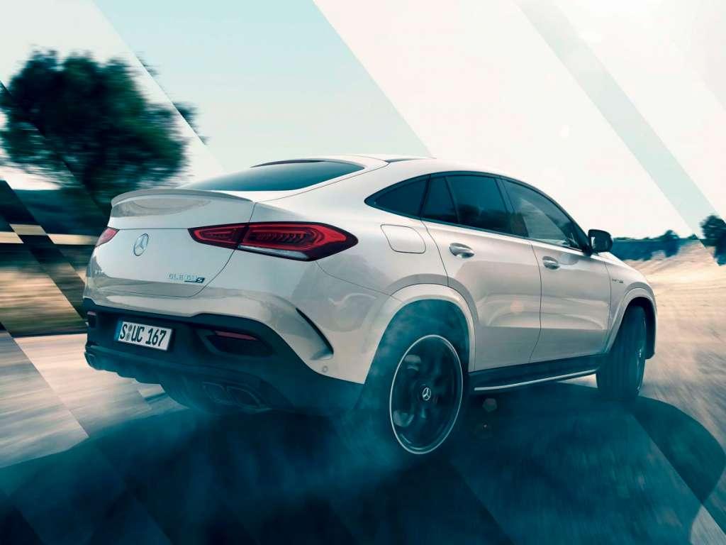 Galería de fotos del Mercedes Benz NUEVO AMG GLE COUPÉ (4)