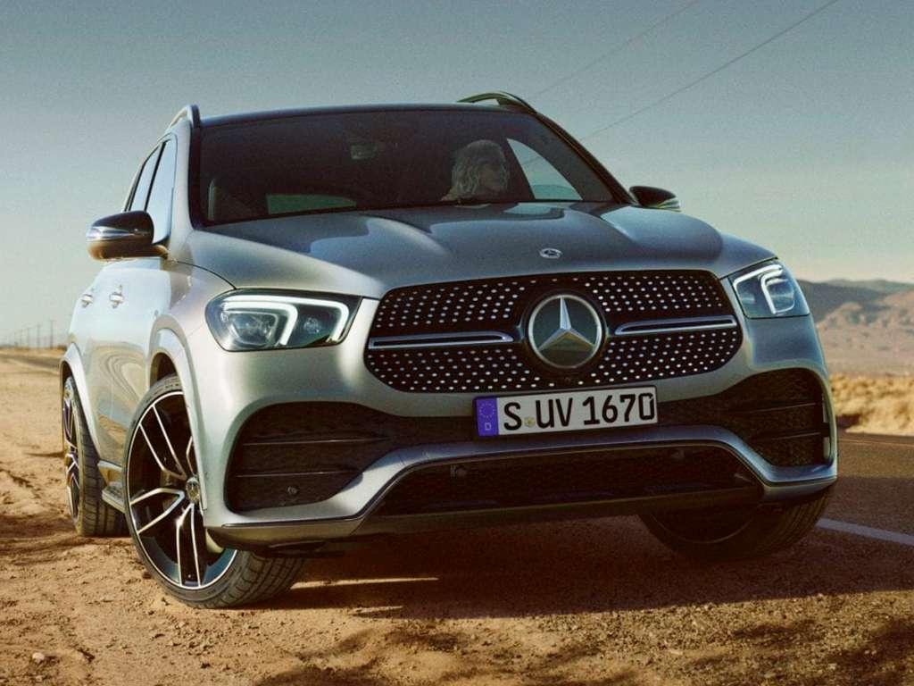 Galería de fotos del Mercedes Benz GLE SUV (1)