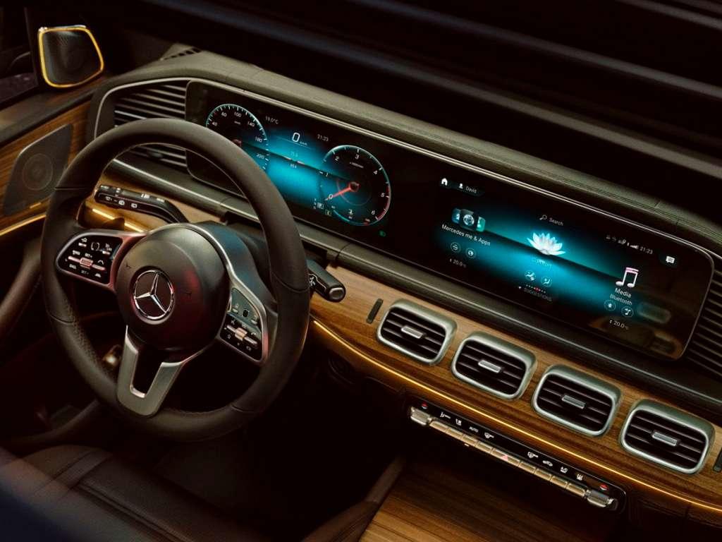 Galería de fotos del Mercedes Benz GLE SUV (4)