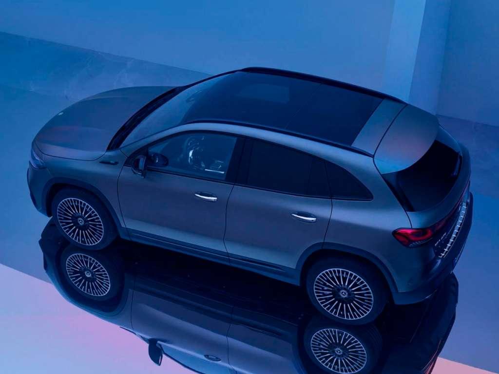Galería de fotos del Mercedes Benz NUEVO EQA (2)