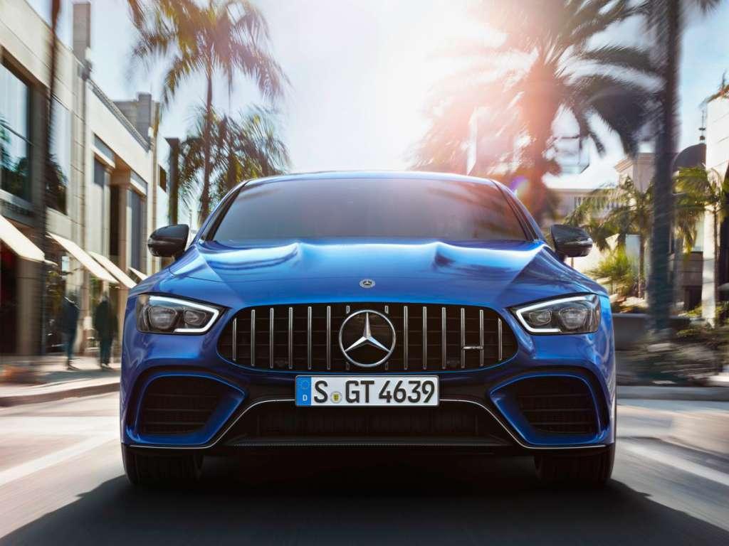 Galería de fotos del Mercedes Benz AMG GT 4 PUERTAS COUPÉ (2)