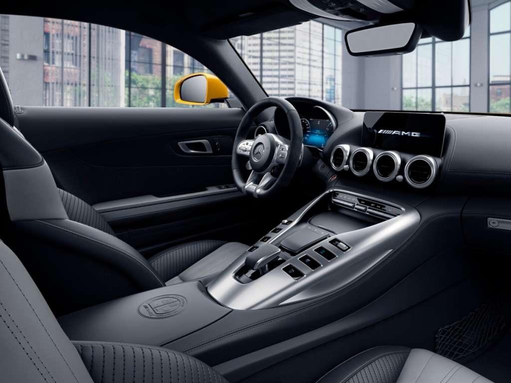Galería de fotos del Mercedes Benz AMG GT COUPÉ (3)