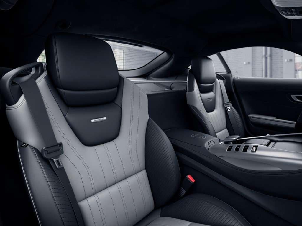 Galería de fotos del Mercedes Benz AMG GT COUPÉ (4)