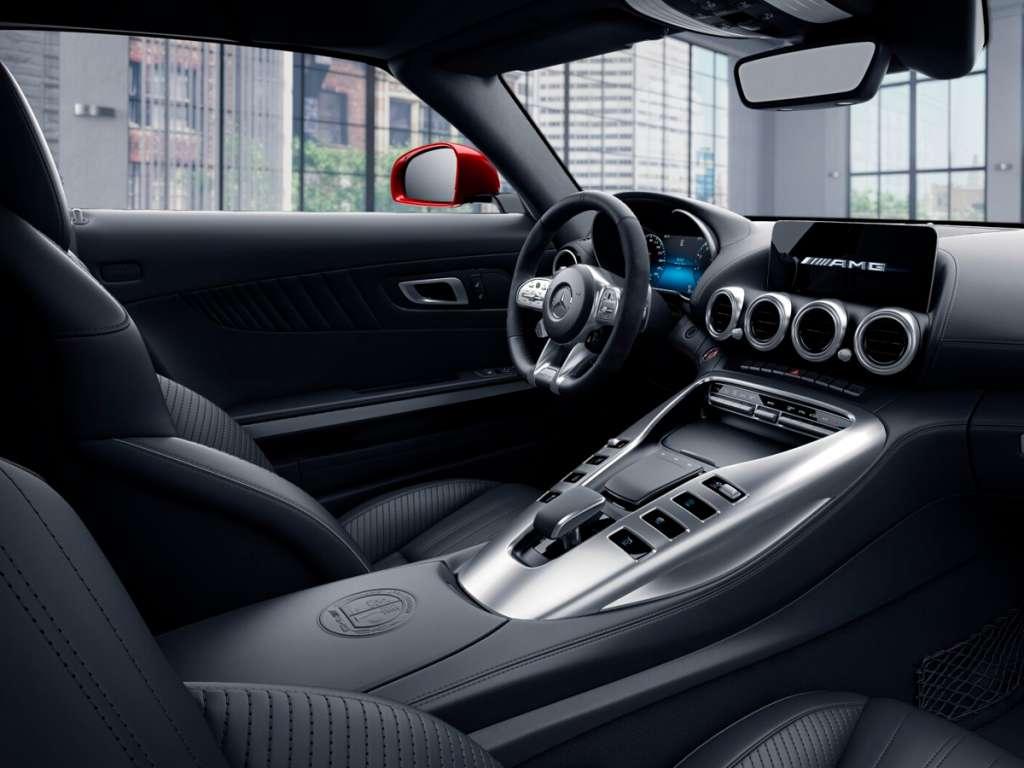 Galería de fotos del Mercedes Benz AMG GT ROADSTER (3)