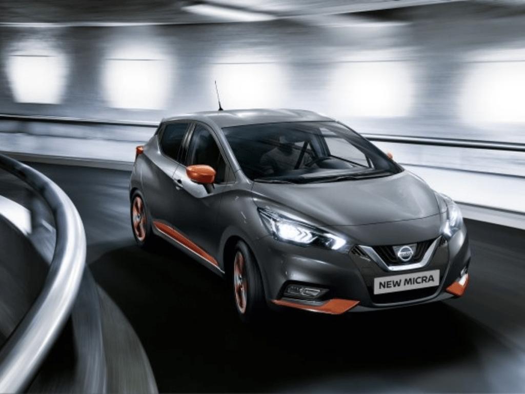 Galería de fotos del Nissan Micra (2)