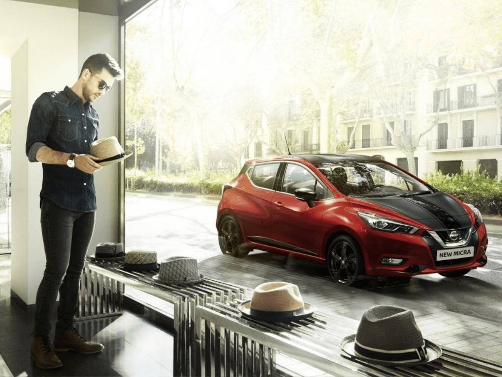 Galería de fotos del Nissan Micra (3)
