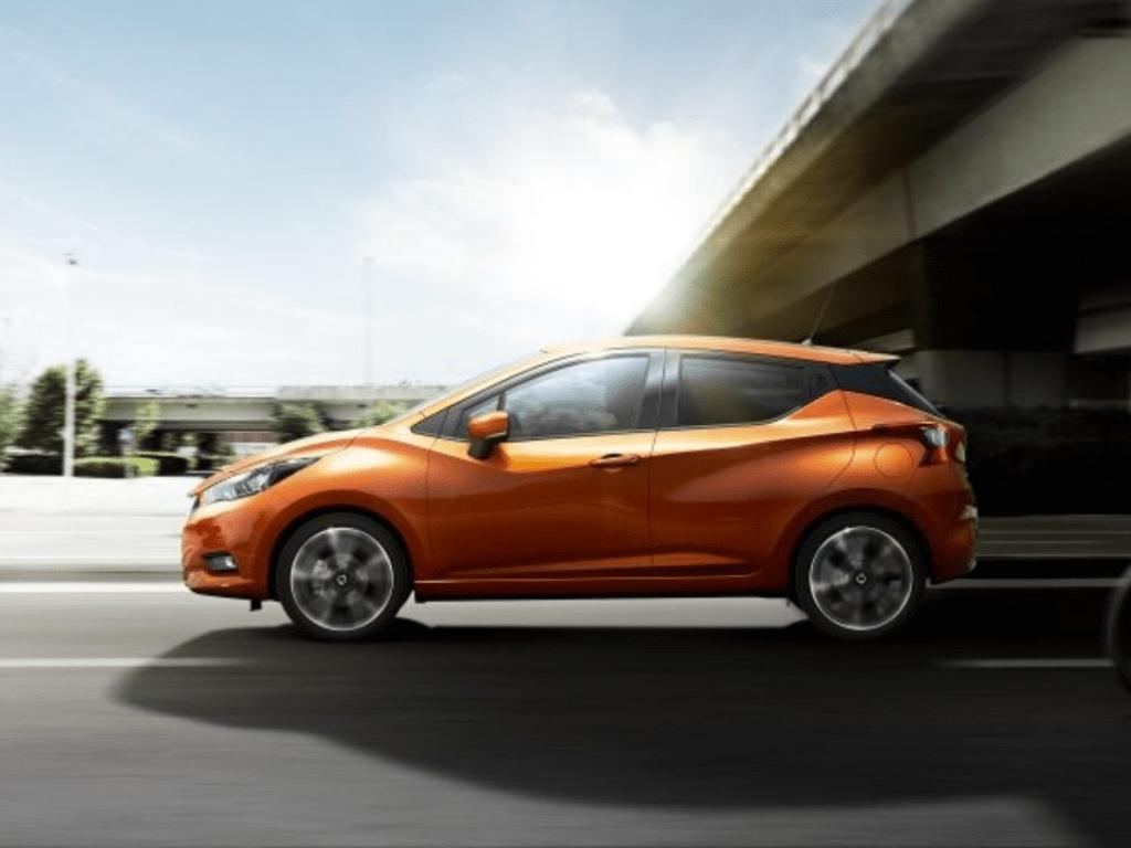 Galería de fotos del Nissan Micra (4)
