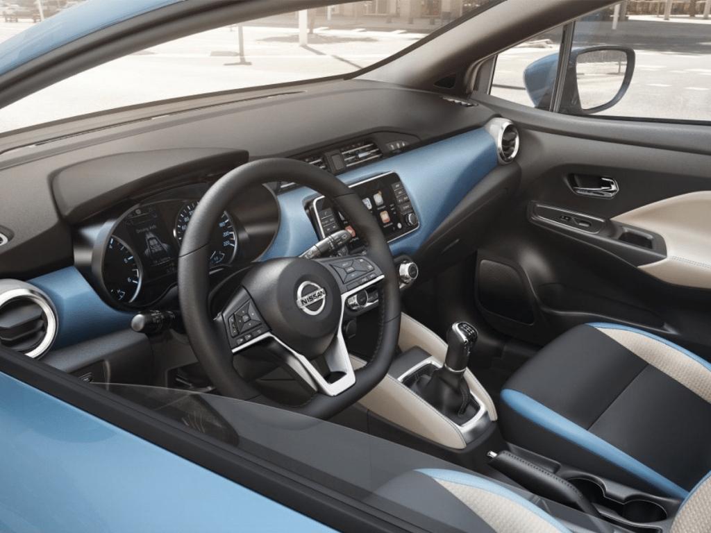 Galería de fotos del Nissan Micra (5)