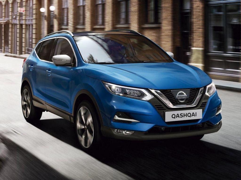 Galería de fotos del Nissan Qashqai (1)