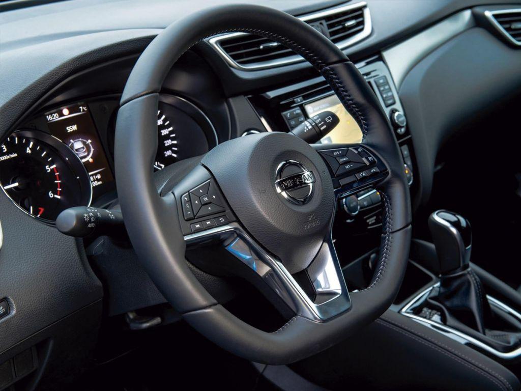 Galería de fotos del Nissan Qashqai (5)