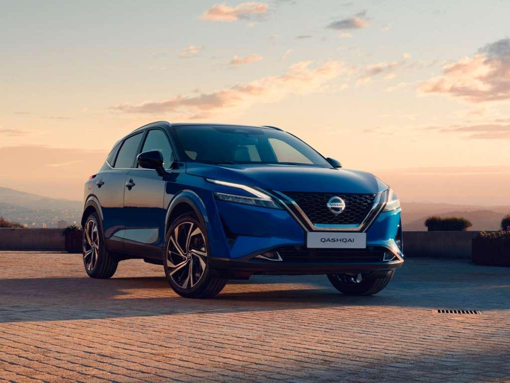 Galería de fotos del Nissan Nuevo Qashqai (1)