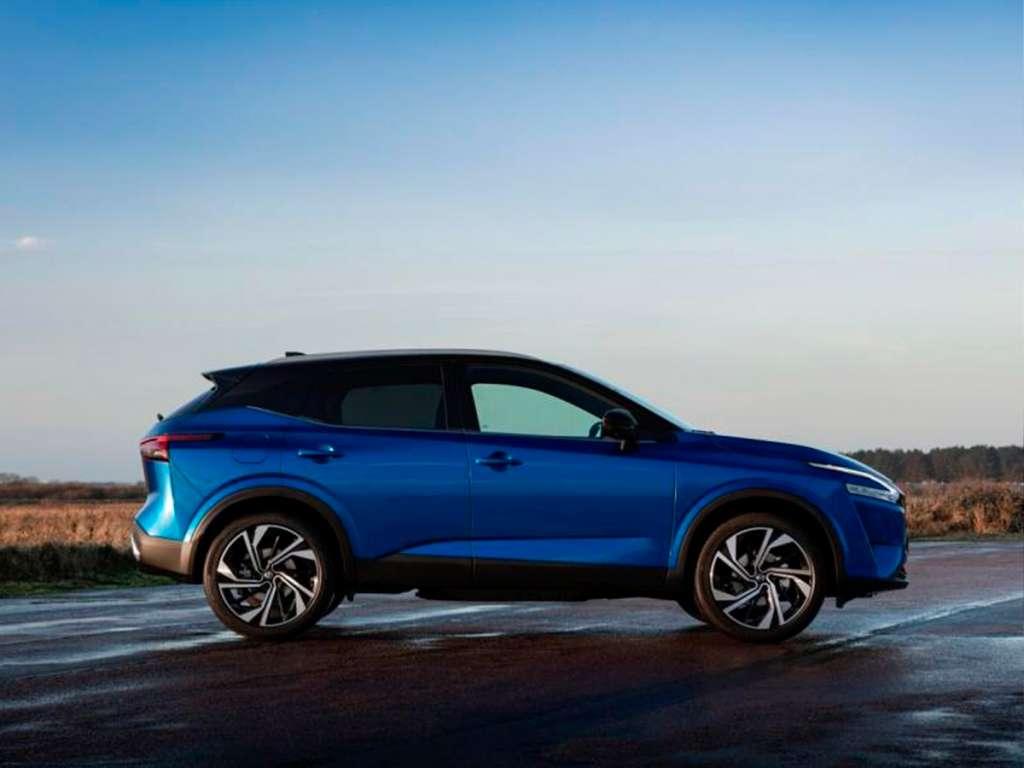 Galería de fotos del Nissan Nuevo Qashqai (3)