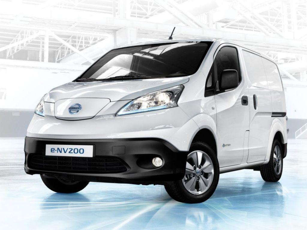 Galería de fotos del Nissan e-NV200 (1)