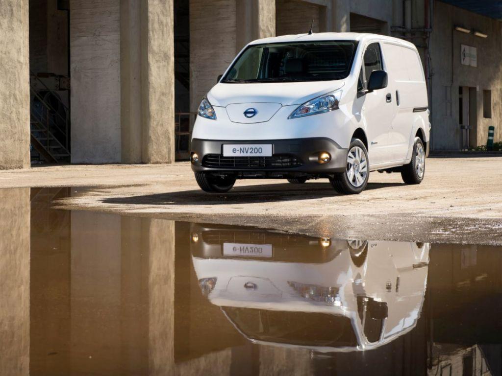 Galería de fotos del Nissan e-NV200 (2)