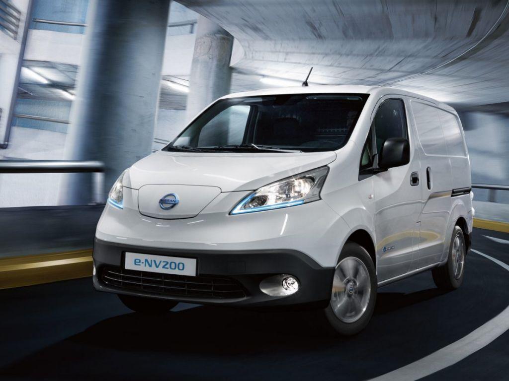 Galería de fotos del Nissan e-NV200 (4)