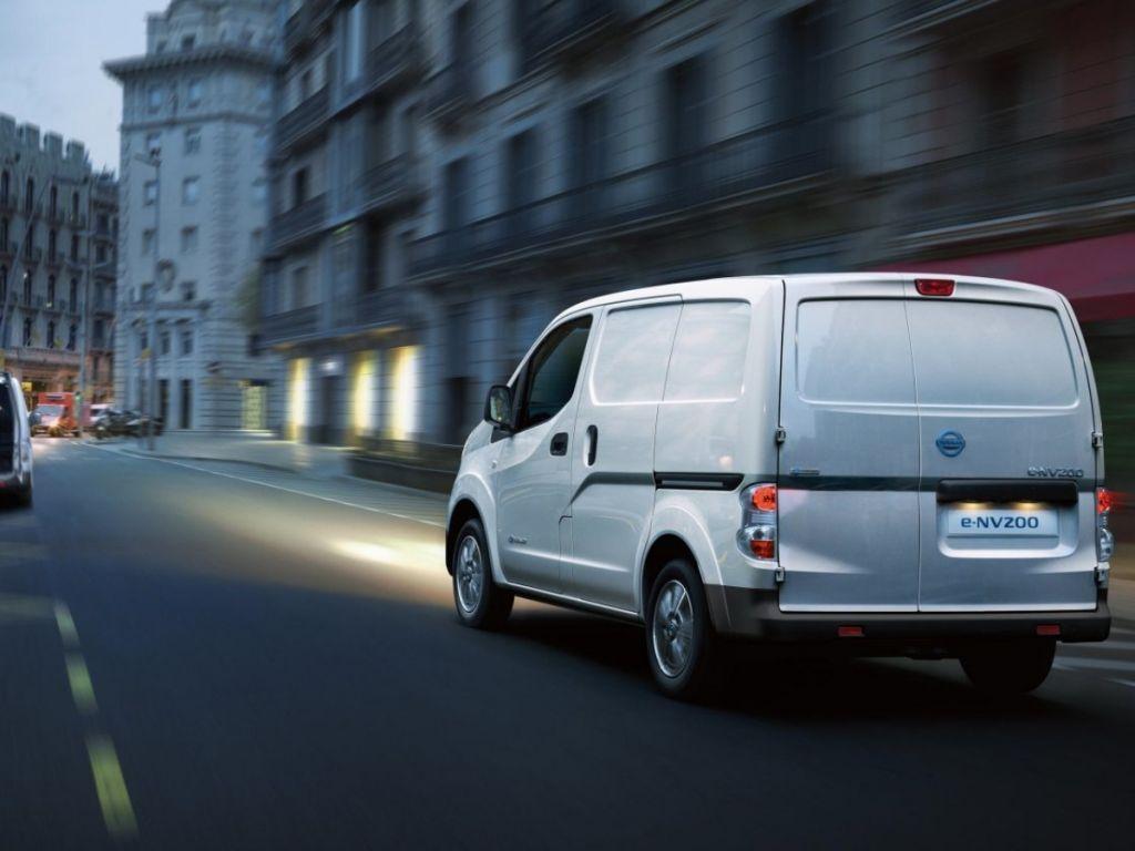 Galería de fotos del Nissan e-NV200 (5)