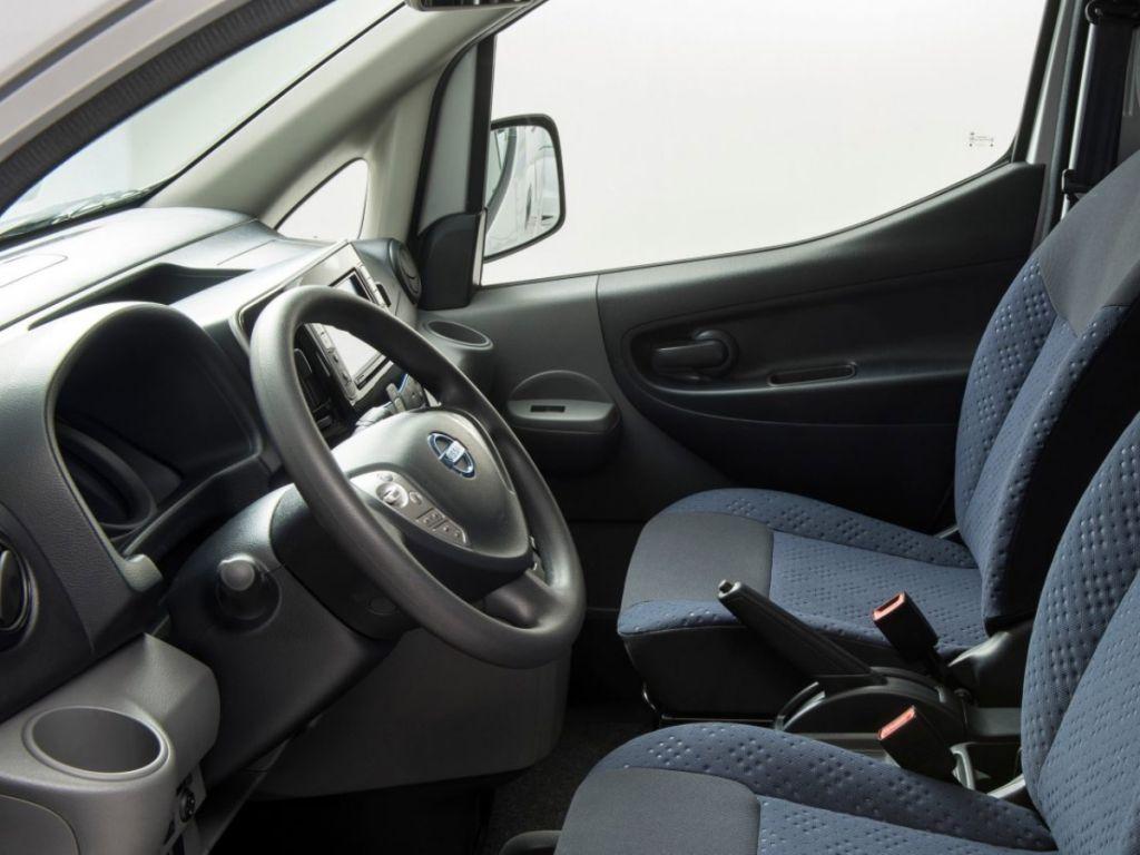 Galería de fotos del Nissan e-NV200 (6)