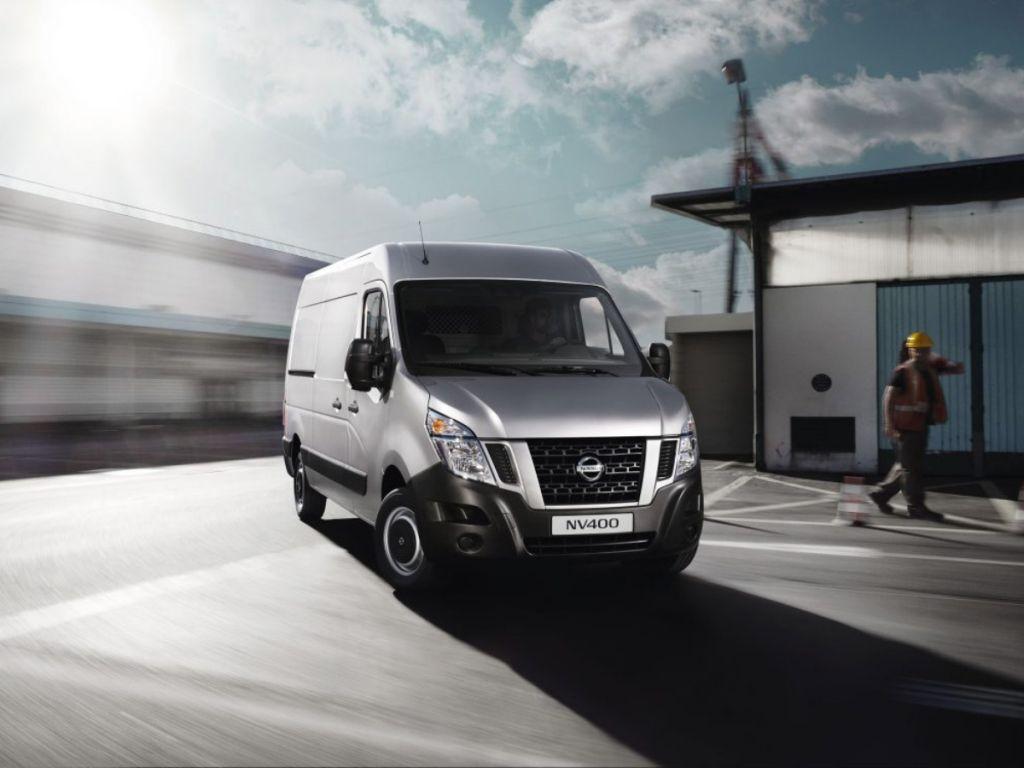 Galería de fotos del Nissan NV400 (2)