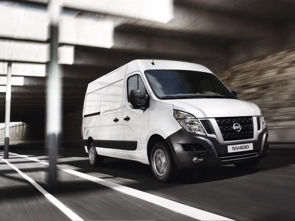 Galería de fotos del Nissan NV400 (3)