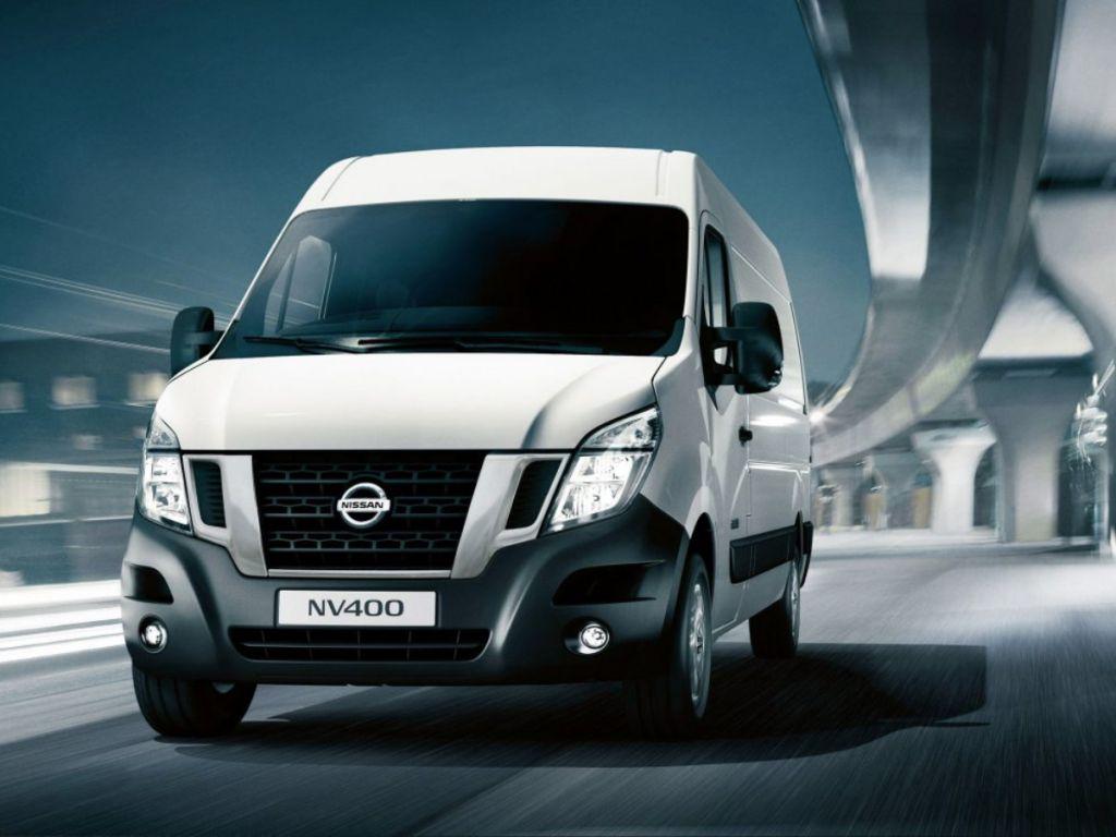 Galería de fotos del Nissan NV400 (5)