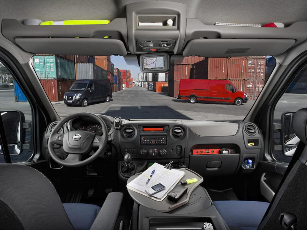 Galería de fotos del Nissan NV400 (1)