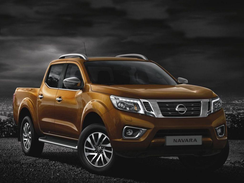 Galería de fotos del Nissan Navara (1)