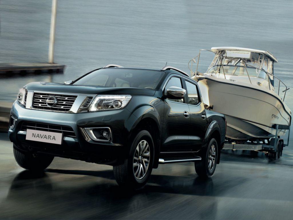 Galería de fotos del Nissan Navara (4)