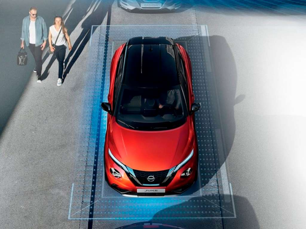 Nissan Novo Juke