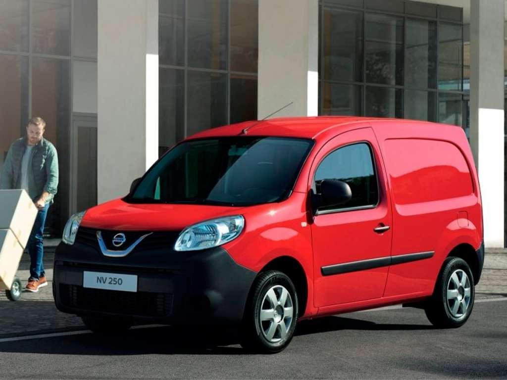 Galería de fotos del Nissan NV250 (1)