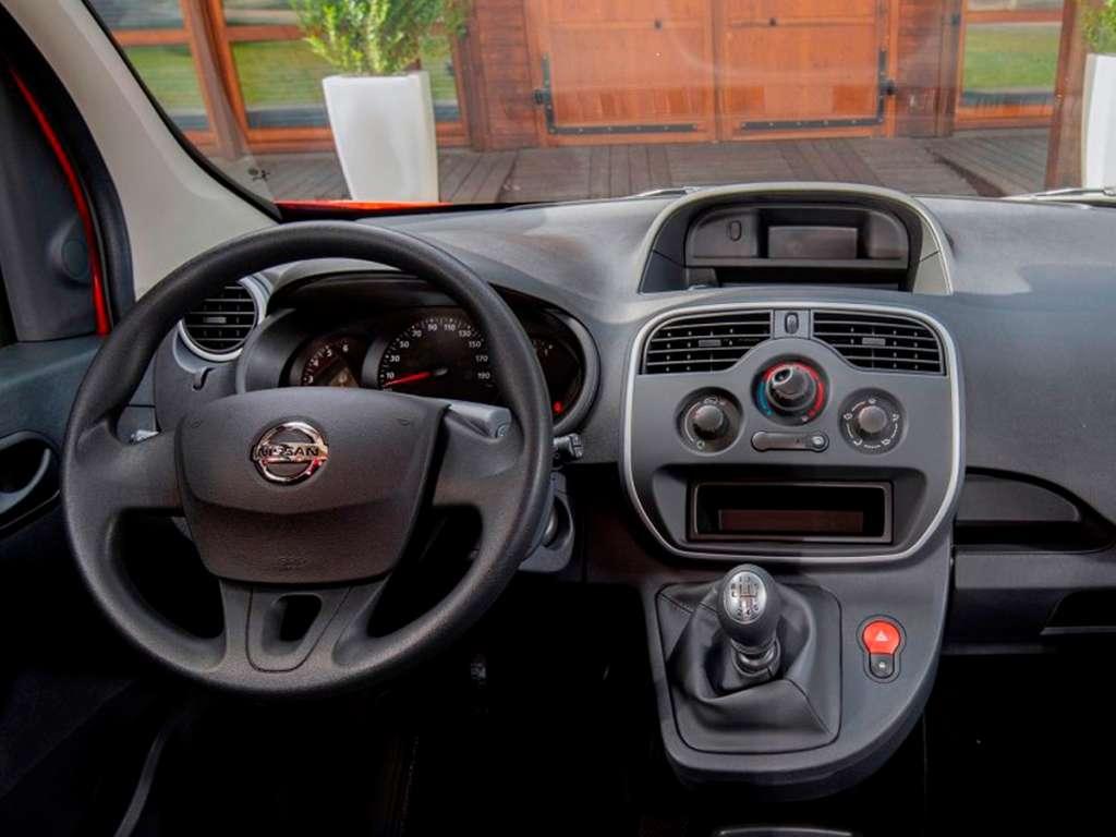 Galería de fotos del Nissan NV250 (4)