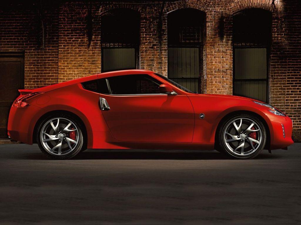 Galería de fotos del Nissan 370Z Coupe (1)