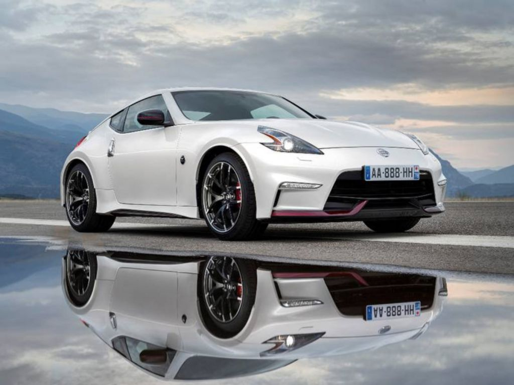 Galería de fotos del Nissan 370Z Coupe (3)