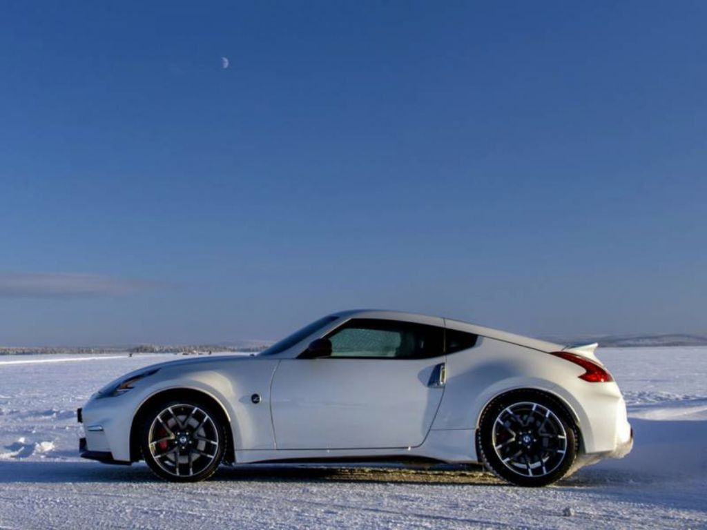 Galería de fotos del Nissan 370Z Coupe (4)