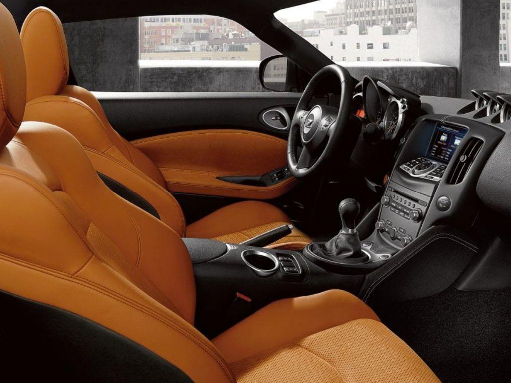 Galería de fotos del Nissan 370Z Coupe (5)