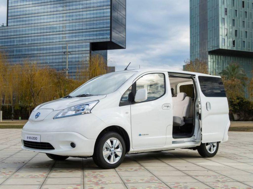 Galería de fotos del Nissan E-NV200 Evalia (1)