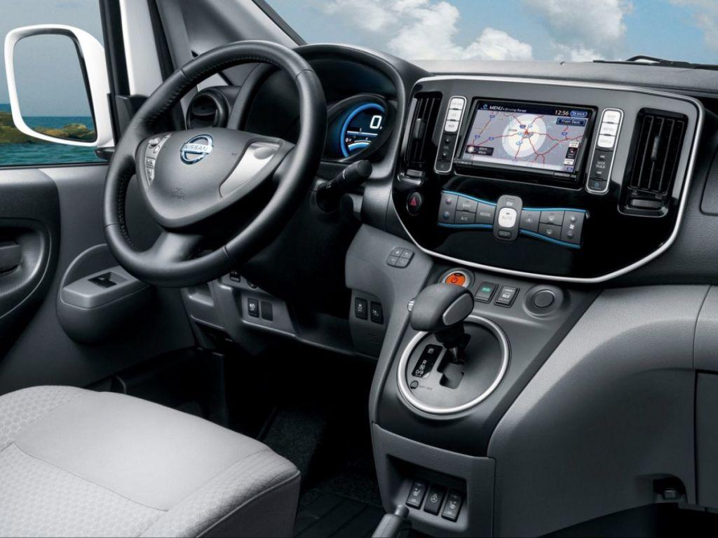 Galería de fotos del Nissan E-NV200 Evalia (4)