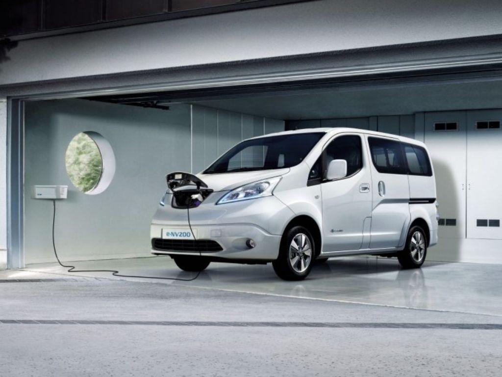 Galería de fotos del Nissan E-NV200 Evalia (5)