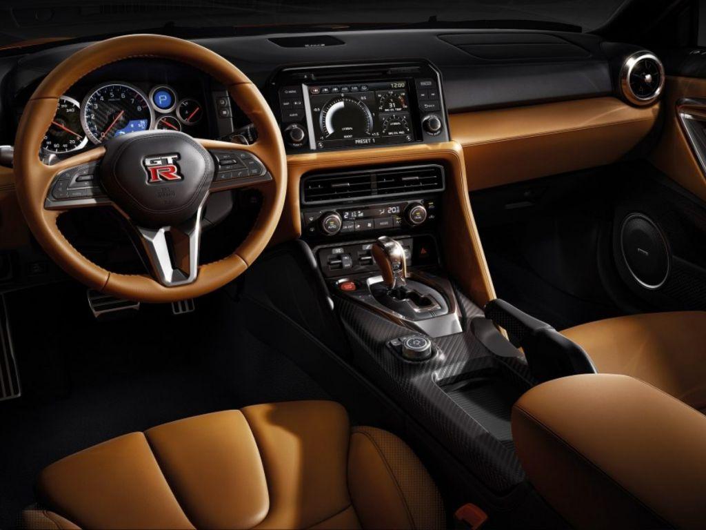 Galería de fotos del Nissan GT-R (5)