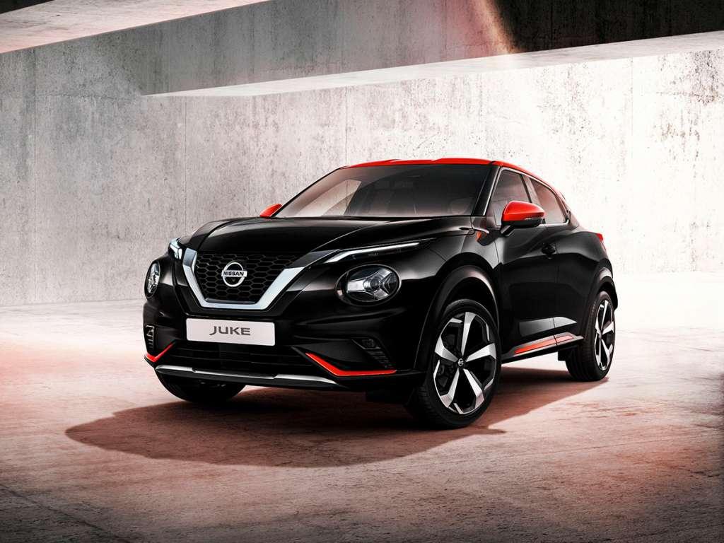 Galería de fotos del Nissan Nuevo Juke (1)