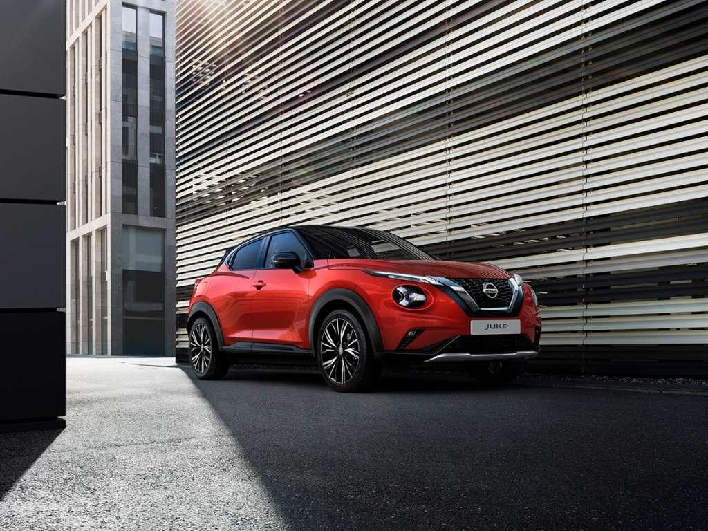 Galería de fotos del Nissan Nuevo Juke (5)